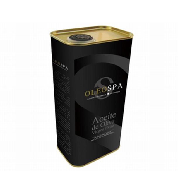 OLEO SPA(オレオスパ)オーガニックオリーブオイル 1000ml(缶タイプ) 1