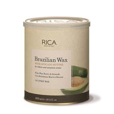 RICA ブラジリアンワックス AVB(アボカドバター)800g