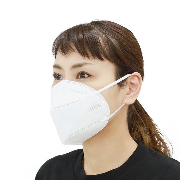 KN95 高気密立体マスク 50枚(5枚入×10袋) 1