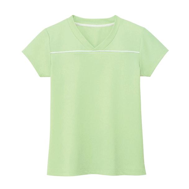 VネックTシャツ HM1589(SS)(メロン) 1