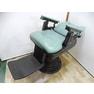 パイオニア椅子 バーバーチェア 薄緑 5