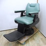 パイオニア椅子 バーバーチェア 薄緑 1