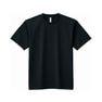 ドライTシャツ 4.4オンス 00300-ACT(M)(ブラック) 1