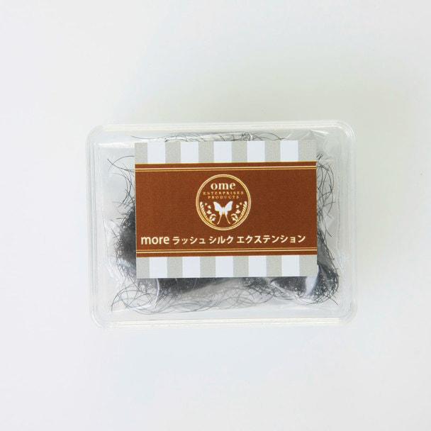 moreラッシュ・シルク(1g) Jカール[太さ0.10][長さ12mm]