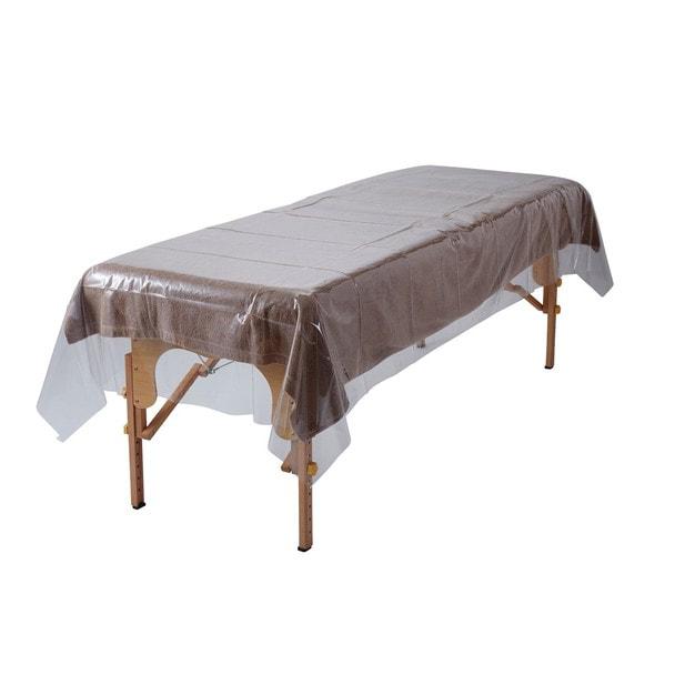 ビニール製ベッドシート(120cm×240cm×0.2mm) 1