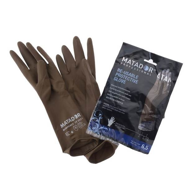 マタドール ゴム手袋#6.0 1
