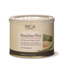 RICA ブラジリアンワックス AVB(アボカドバター)400g