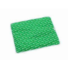 ホット&クールパッド【LLサイズ】グリーンF9889