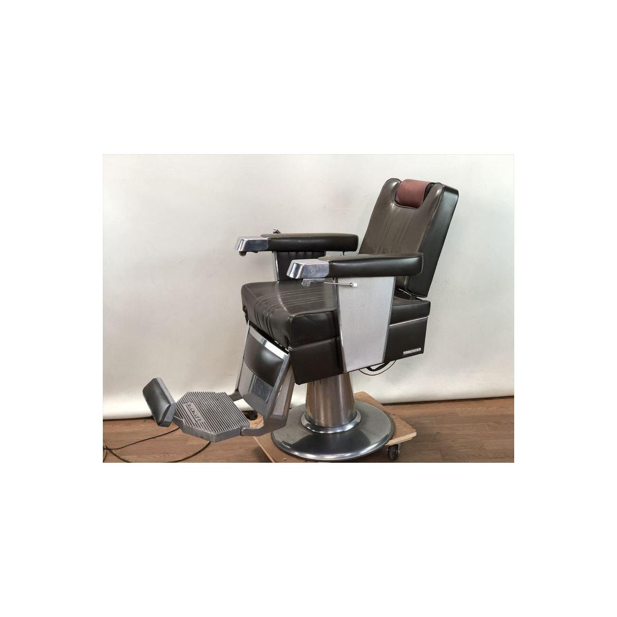 タカラ理容椅子OLYMPIA(シート張替費込)