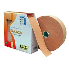 さらさキネシオロジーテープ 5.0cm×30m【1巻入り】(ベージュ)