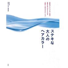 ステキな大人のヘアカラー -次世代グレイヘアカラー革命!- 著/NPO法人 日本ヘアカラー協会