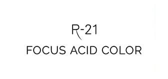 R-21 FOCUS ACID COLOR(フォーカス アシッドカラー)