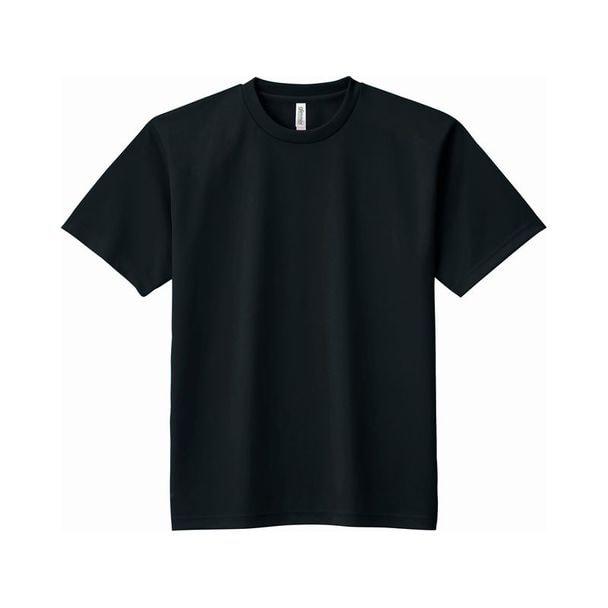 ドライTシャツ 4.4オンス 00300-ACT(LL)(ブラック) 1