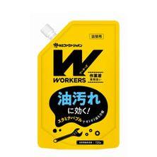 ワーカーズ 作業着専用洗い 詰替 720ml
