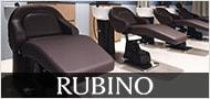 最高品質のリラクゼーションシャンプーユニット RUBINO[ルビノ]