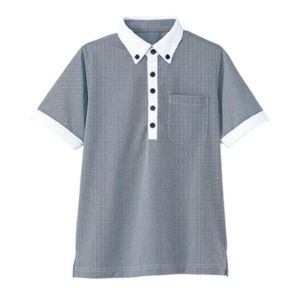 半袖ポロシャツ HM2679(SS)(アルプス) 1