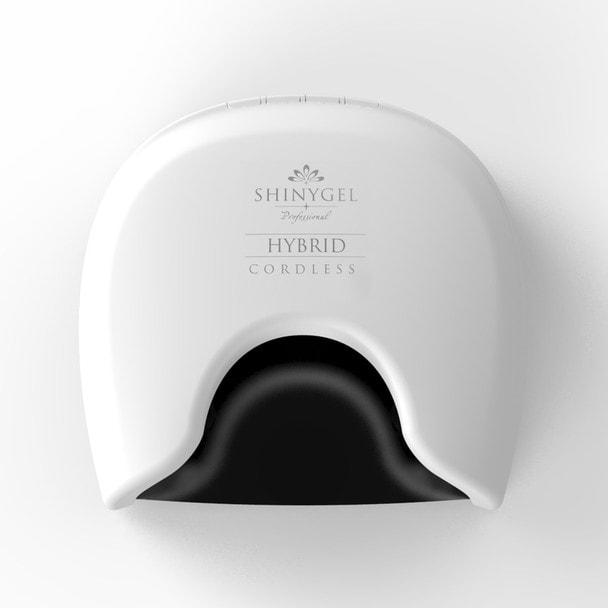 SHINYGEL professional 36W クレッシェンドハイブリッドLEDランプ コードレス(UV/LED両対応)