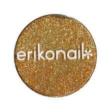 ERI-150 純銀グリッター ゴールド 0.05mm