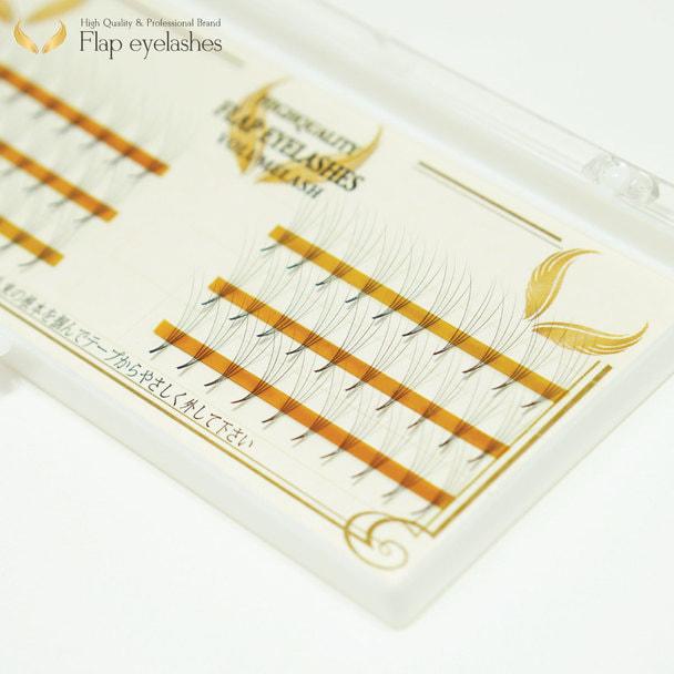 4本フレア 60束 Cカール[太さ0.07][長さ8mm]