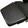 レッグレストカバー(RUBINO BASIC-R・DX-R専用) ブラウン 2