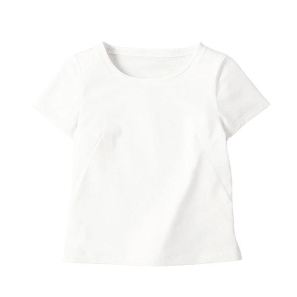 半袖ちゃんとT(天竺)WP304-17(S)(ホワイト) 1