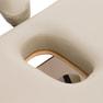 高級ワイド木製折りたたみベッド006WDX(ダークブラウン) 9