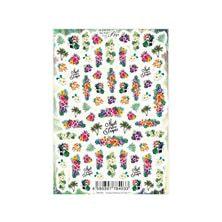 写ネイル Tropical Flowers (Vivid) TRF-001