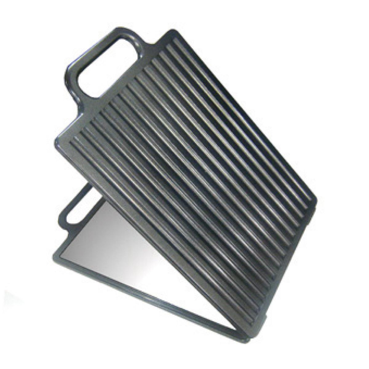 角型バックミラーY4505