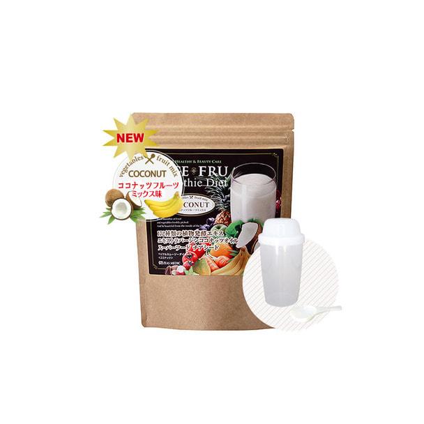 ベジフルスムージーダイエット<ココナッツ>300g(シェイカー 計量スプーン付) 1