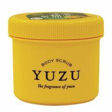 美健 YUZUシリーズ ボディマッサージスクラブ 350g