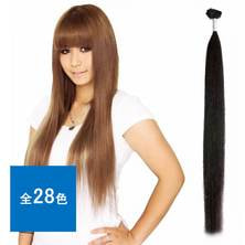 シルキーヘア40g (人毛100%・約65cm)