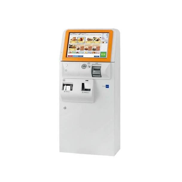 グローリー タッチパネル式券売機VT-T10BM2 ≪高額紙幣対応≫ 1