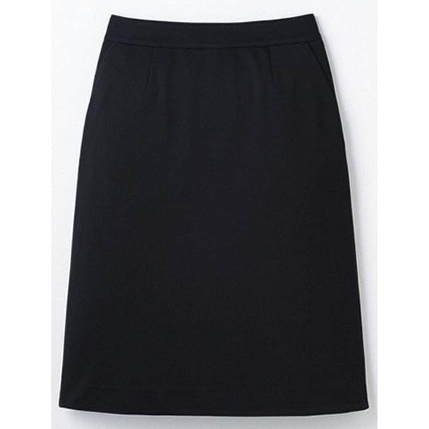 スカート 9011(7号)(ブラック) 1