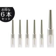 【BL】クリスタルドロップコーティング【透明・ブラシタイプ】7ml お得な6本セット