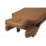【FORTE】アームレスト可動式高級木製リクライニングベッド「フォルテ」 5