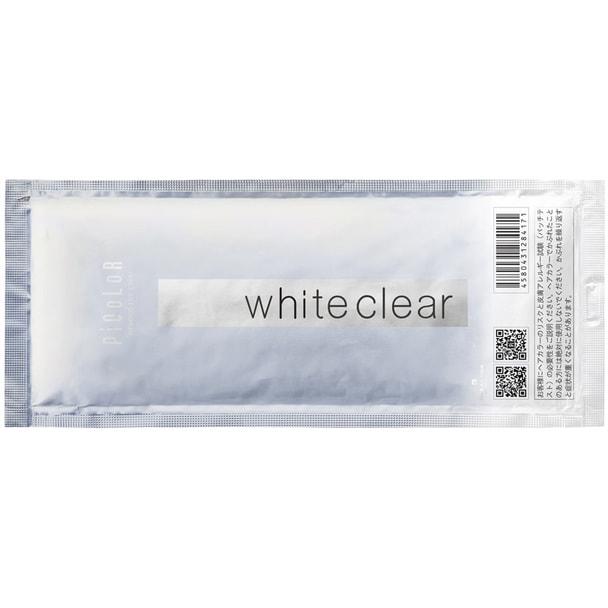 ピカラ white clear(ホワイトクリア)80g【医薬部外品】