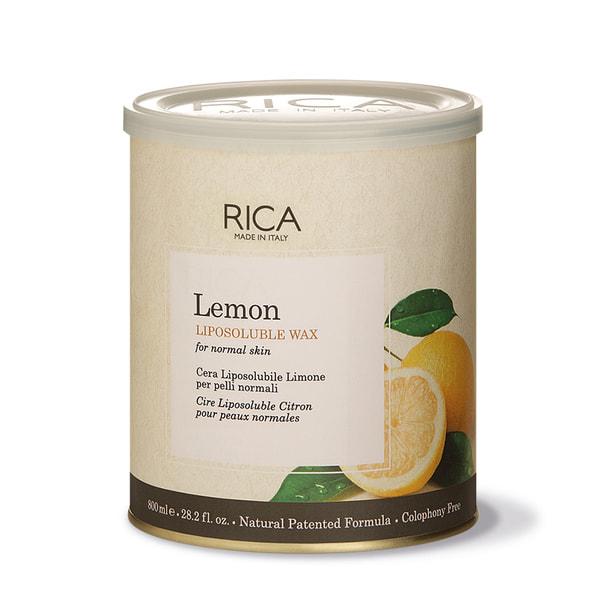 RICA リポソルブルワックス LMN(レモン)800ml 1