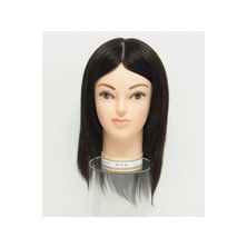 YUKARI JAPAN 24-12-24【美容師実技試験/国家試験レイヤースタイル試験用/人毛100%】