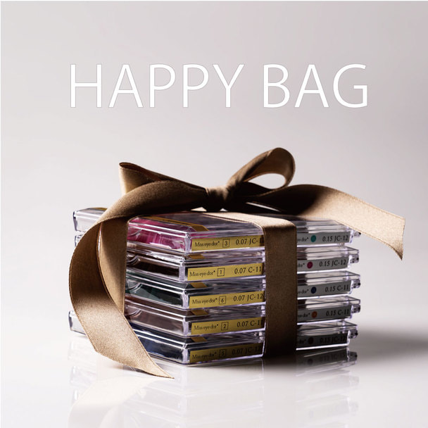 【Miss eye d'or】HAPPY COLOR BAG 1
