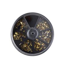 ネイルストーンバラエティーパック ゴールド (SVP-12)