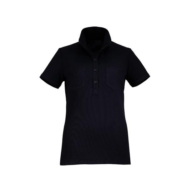 カットソーE-3106(S)(ブラック) 1