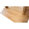 GRAIN(グレイン)天然木製片面ドレッサー ホワイト 4