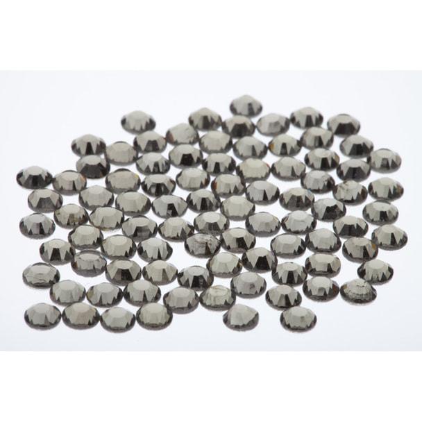 ラインストーン SS6 ブラックダイヤモンド 1440P