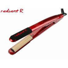 【メーカー廃盤】シルクプロアイロンradiant R(21mm/Rタイプ) レッド