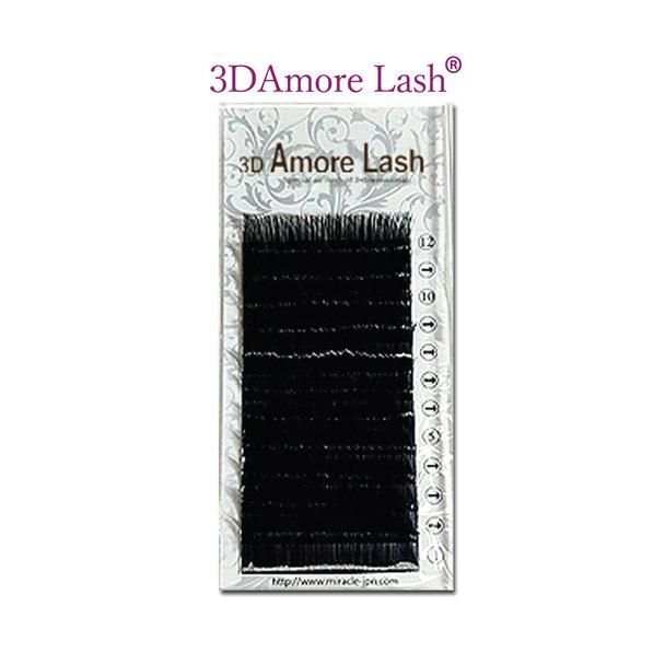 Amore Lash 極細セーブル [Cカール 太さ0.05 長さ13mm]