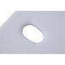 軽量木製折りたたみベッド EB-03(キャリーバッグ付)  (ホワイト) 4