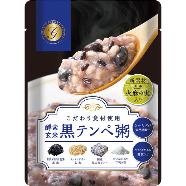 ファストザイム 酵素玄米黒テンペ粥 250g×1袋 1