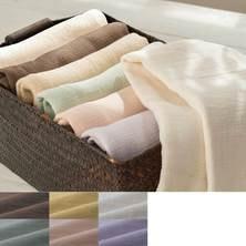 【今治タオル】薄くて軽いガーゼの様なタオル ハンドタオル (32×37cm)