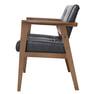 GRAIN天然木製スタイリングチェア【日本製】(選べる4色+フレーム4色) 4