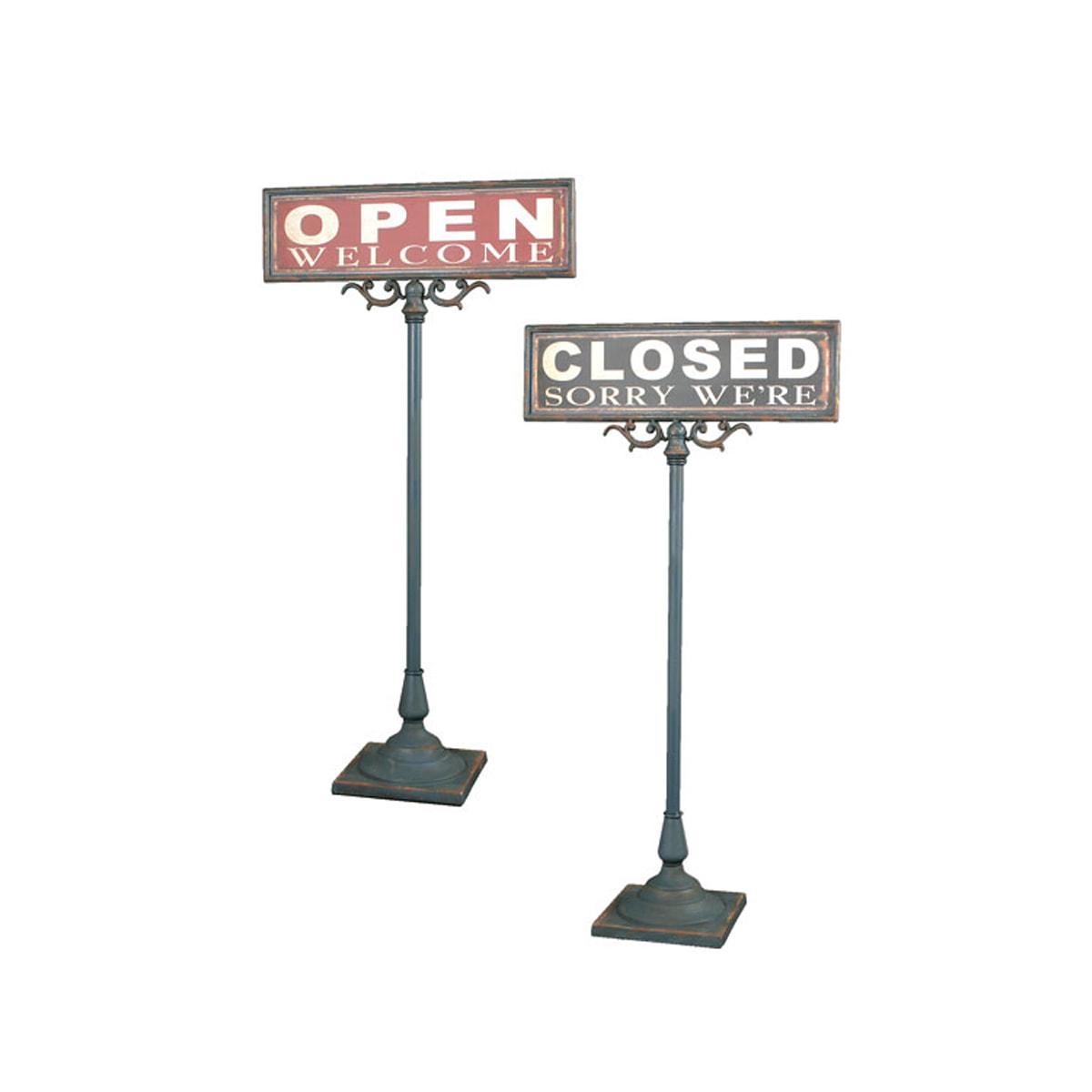 オープンクローズド